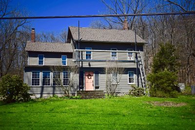 Dutchess County Single Family Home New: 21 Skidmore Rd