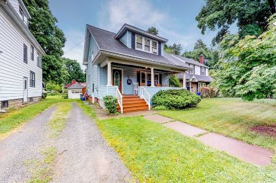 Poughkeepsie City Single Family Home For Sale: 44 S Grand Ave
