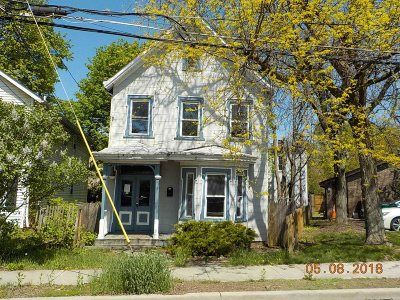 Poughkeepsie City NY Multi Family Home New: $69,500