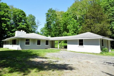 Pleasant Valley NY Single Family Home For Sale: $225,000