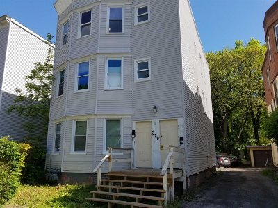 Poughkeepsie City NY Multi Family Home For Sale: $199,000