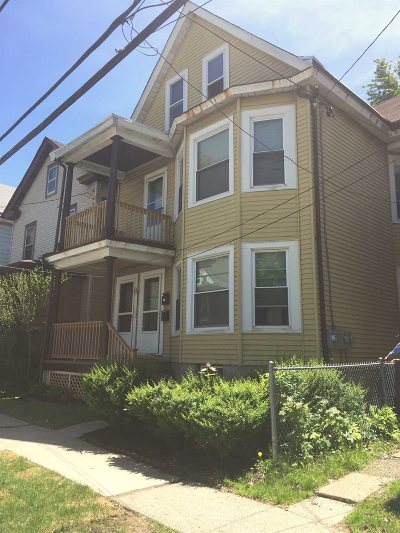 Poughkeepsie City NY Multi Family Home New: $175,000