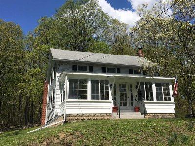 Rhinebeck Single Family Home Price Change: 2 Kipp Rd