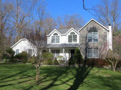 East Fishkill Single Family Home For Sale: 586 Eder Rd