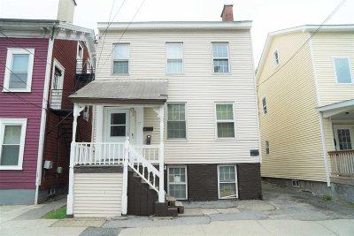 Poughkeepsie City Multi Family Home New: 17 Conklin St