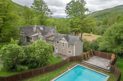 Single Family Home New: 1739 Route 214