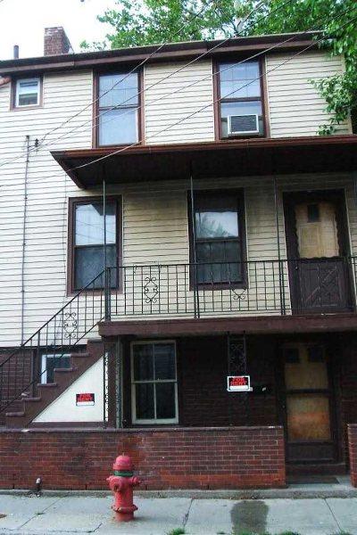 Poughkeepsie City Multi Family Home New: 12 Duane Street