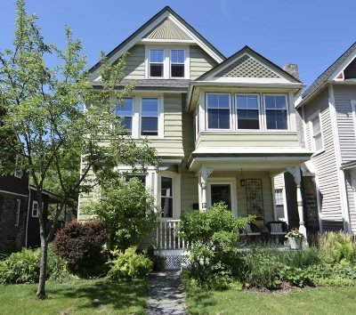 Poughkeepsie City Single Family Home Continue Showing: 67 Hooker Ave