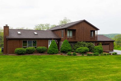 Poughkeepsie Twp Single Family Home For Sale: 25 Hill Top Ln