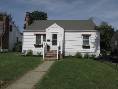 Poughkeepsie Twp Single Family Home For Sale: 57 Crestwood Blvd