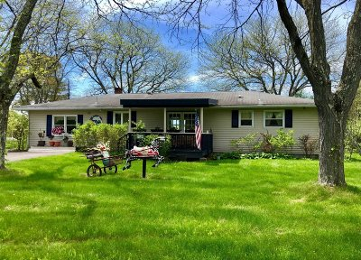 Germantown Single Family Home For Sale: 166 Hilltop Road