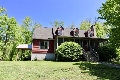 Fishkill Single Family Home For Sale: 280 Baxtertown Road