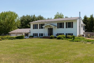 Clinton Single Family Home For Sale: 109 Heritage Rd