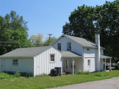Poughkeepsie Twp Single Family Home For Sale: 68 Taft Ave