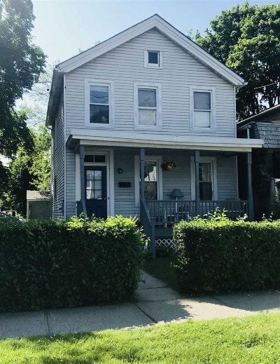 Poughkeepsie City Single Family Home For Sale: 68 Worrall Ave