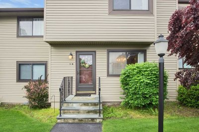 Poughkeepsie City Condo/Townhouse For Sale: 11 Squires Gate #B