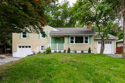 Poughkeepsie Twp Single Family Home Price Change: 15 Sherwood Dr