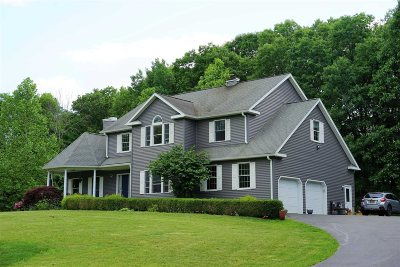 Rhinebeck Single Family Home Continue Showing: 318 Ackert Hook Rd