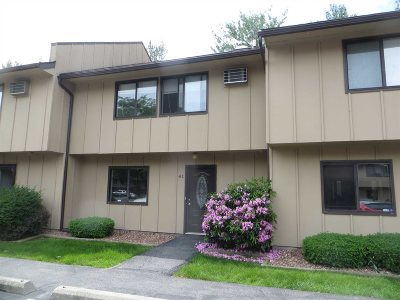 Poughkeepsie City NY Condo/Townhouse For Sale: $158,900