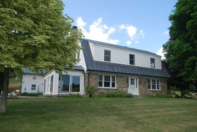 Rhinebeck Single Family Home For Sale: 245 Slate Quarry Rd
