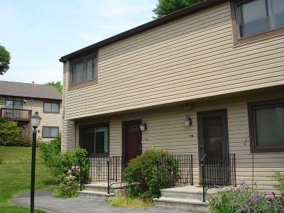 Poughkeepsie City Condo/Townhouse For Sale: 9 Squires Gate #A