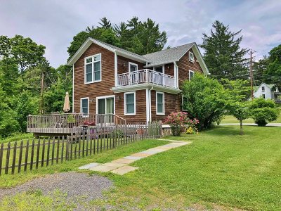 Rhinebeck NY Single Family Home Continue Showing: $425,000