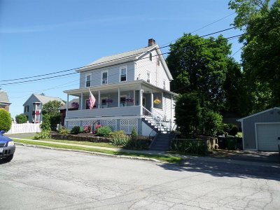 Dutchess County Single Family Home Continue Showing: 40 Prospect St