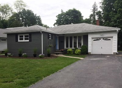 Poughkeepsie City NY Single Family Home Continue Showing: $239,900