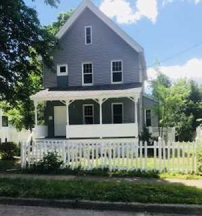 Poughkeepsie City NY Single Family Home For Sale: $199,900