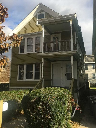 Poughkeepsie City Single Family Home Continue Showing: 57 Smith St