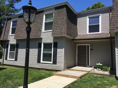 Poughkeepsie City NY Condo/Townhouse For Sale: $89,900