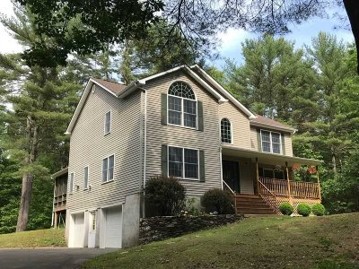 Pleasant Valley Single Family Home For Sale: 186 Creek Rd
