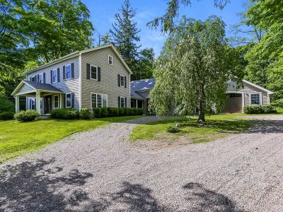 Dutchess County Single Family Home New: 663 Camby Rd