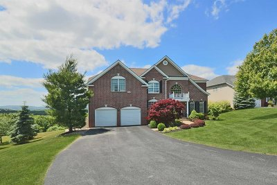 Poughkeepsie Twp Single Family Home For Sale: 38 Susie Blvd