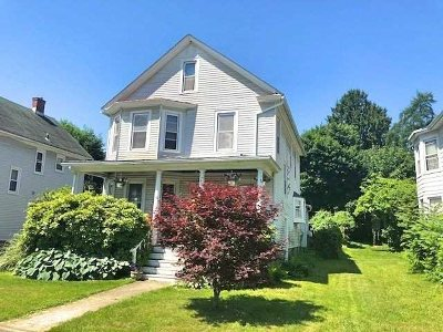 Poughkeepsie Twp Single Family Home New: 106 Fairview Ave