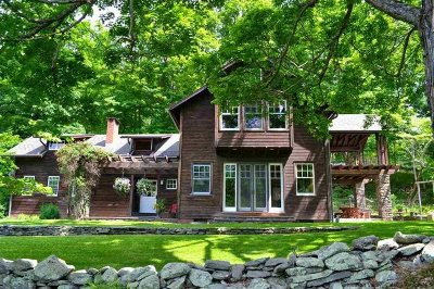 Woodstock NY Single Family Home New: $1,300,000