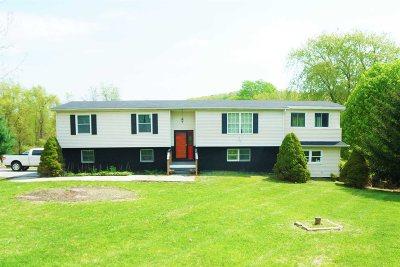 Plattekill Single Family Home For Sale: 806 Plattekill Ardonia Rd