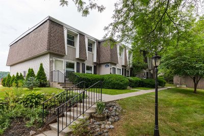 Poughkeepsie City Condo/Townhouse For Sale: 44 Hurlihe St