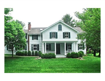Rhinebeck Single Family Home For Sale: 3143 Route 9g