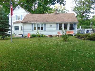 Hyde Park Single Family Home For Sale: 135 S Cross Road