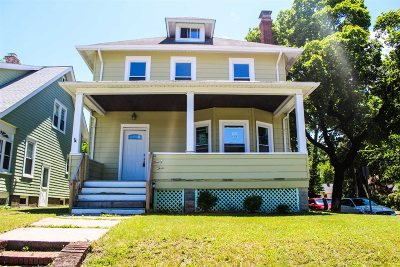 Poughkeepsie City Single Family Home Price Change: 193 Hooker Ave