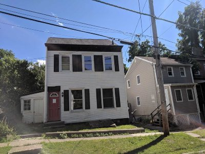 Poughkeepsie City Single Family Home For Sale: 15 Spruce St