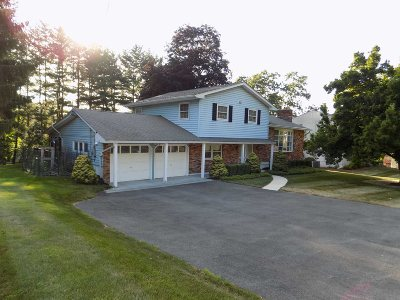 Poughkeepsie Twp Single Family Home For Sale: 14 Saddle Rock Dr