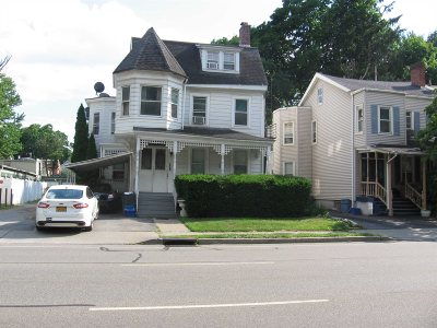 Poughkeepsie City Multi Family Home Continue Showing: 238 Church St
