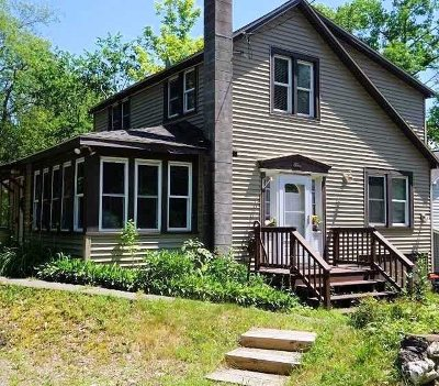 Red Hook Single Family Home Price Change: 434 Spring Lake Rd