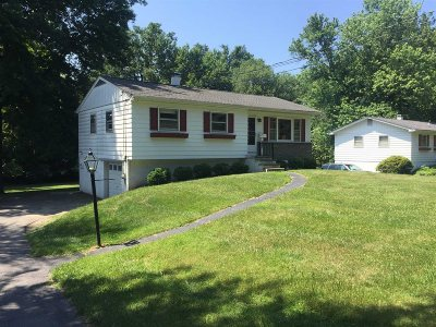 Poughkeepsie Twp Single Family Home Price Change: 32 Chestnut St.