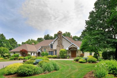 Rhinebeck Single Family Home For Sale: 15 N Hinterland Dr