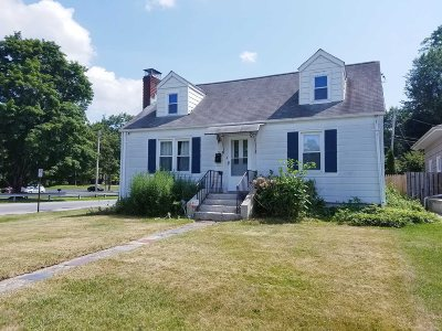 Poughkeepsie City Single Family Home For Sale: 18 Ruppert Rd