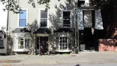 Poughkeepsie City Multi Family Home For Sale: 109 Cannon St