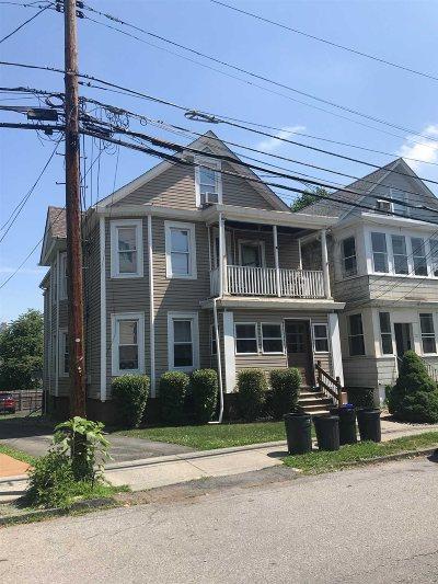 Poughkeepsie City Multi Family Home For Sale: 14 Reade Pl